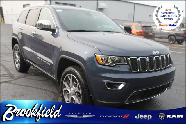 2020 Jeep Grand Cherokee LIMITED 4X4 Benton Harbor MI
