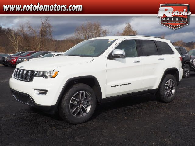 2020 Jeep Grand Cherokee LIMITED 4X4 Charleroi PA