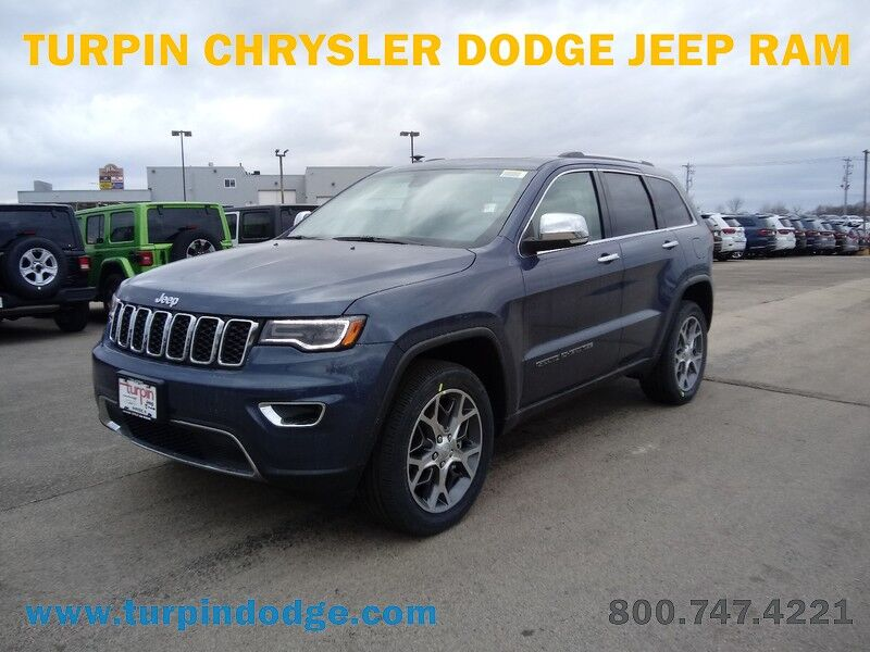 2020 Jeep Grand Cherokee LIMITED 4X4 Dubuque IA