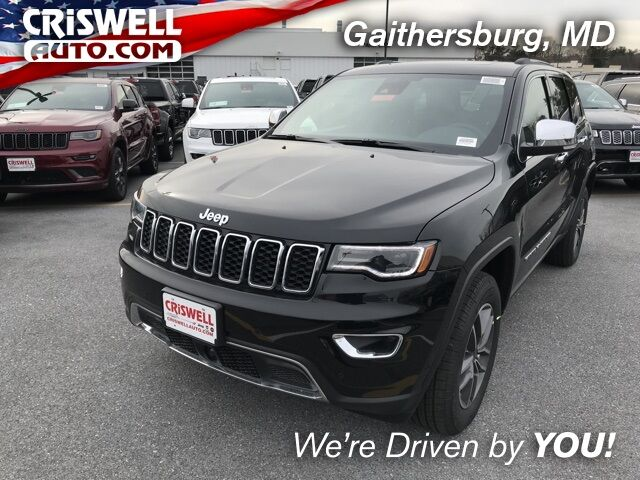 2020 Jeep Grand Cherokee LIMITED 4X4 Gaithersburg MD