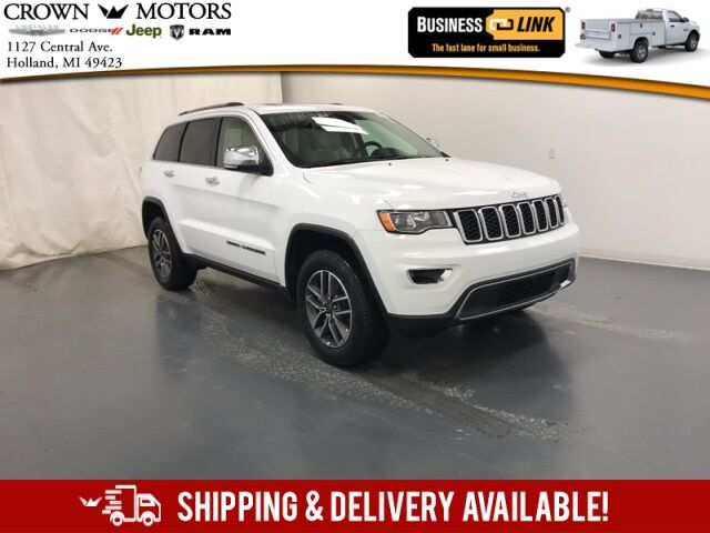 2020 Jeep Grand Cherokee LIMITED 4X4 Holland MI