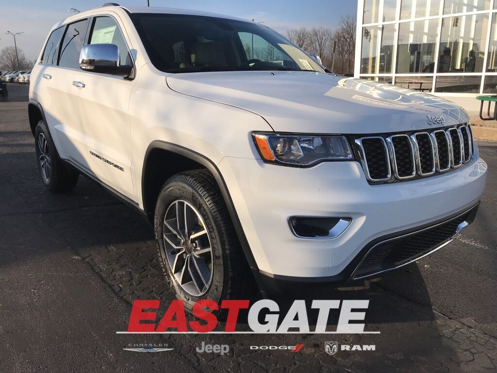 2020 Jeep Grand Cherokee LIMITED 4X4 Indianapolis IN
