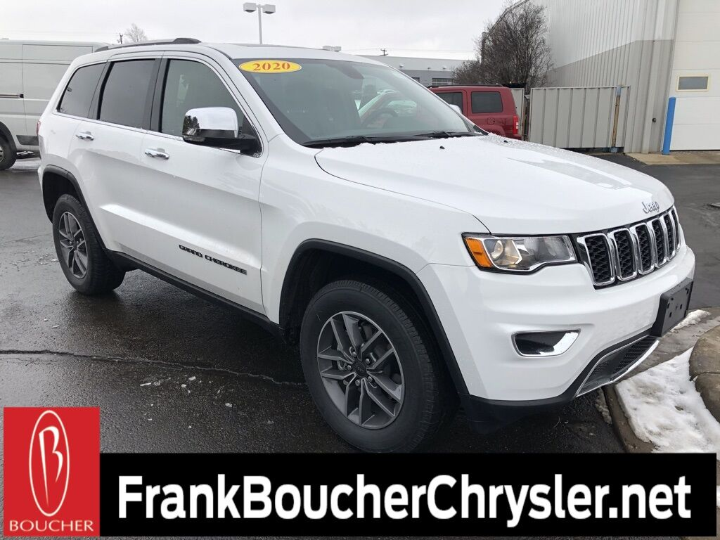 2020 Jeep Grand Cherokee LIMITED 4X4 Janesville WI