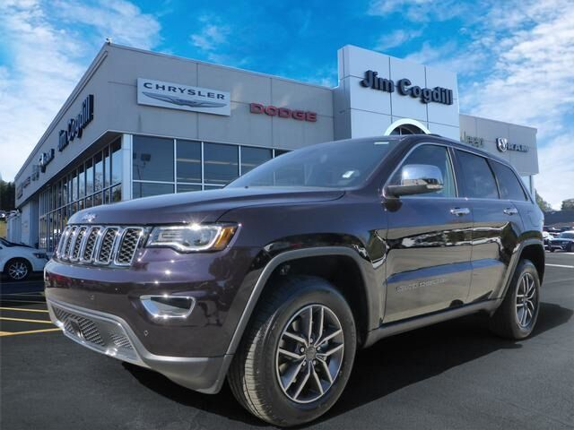 2020 Jeep Grand Cherokee LIMITED 4X4 Knoxville TN