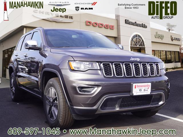 2020 Jeep Grand Cherokee LIMITED 4X4 Manahawkin NJ