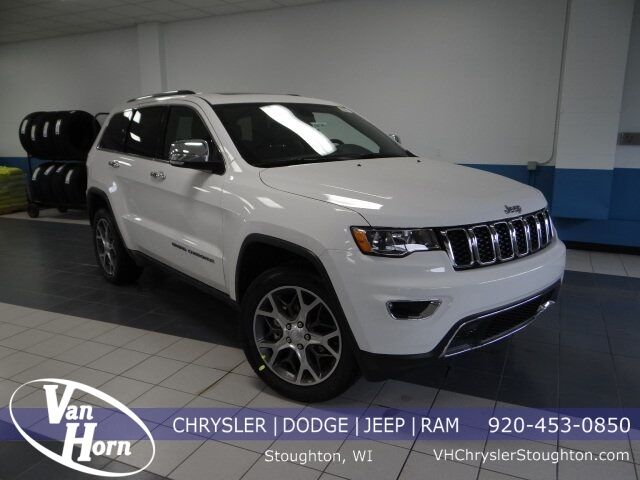 2020 Jeep Grand Cherokee LIMITED 4X4 Stoughton WI
