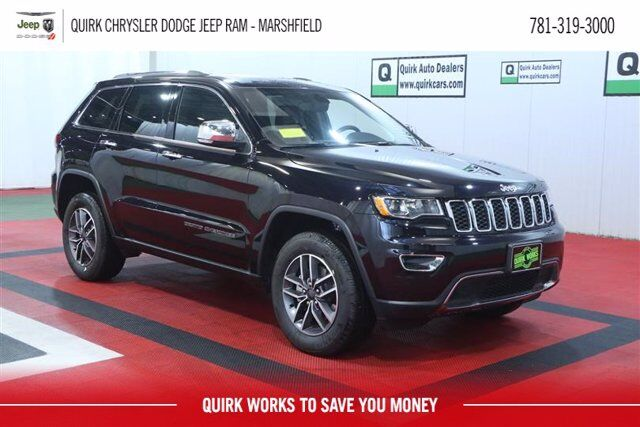 2020 Jeep Grand Cherokee LIMITED 4X4 Marshfield MA