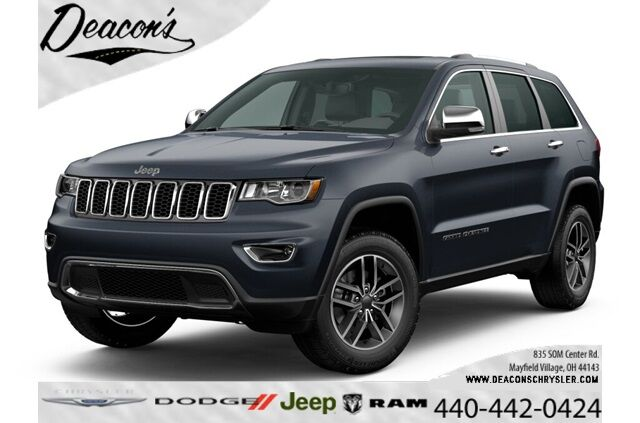 2020 Jeep Grand Cherokee LIMITED 4X4 Mayfield Village OH