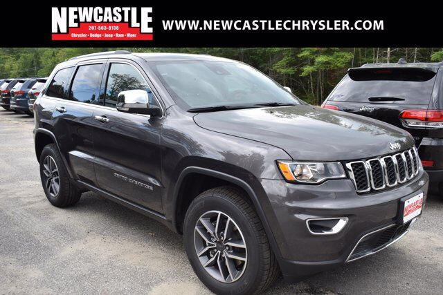 2020 Jeep Grand Cherokee LIMITED 4X4 Newcastle ME