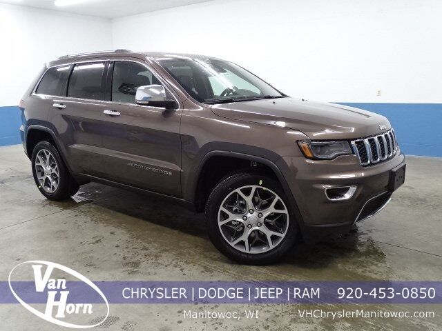 2020 Jeep Grand Cherokee LIMITED 4X4 Manitowoc WI