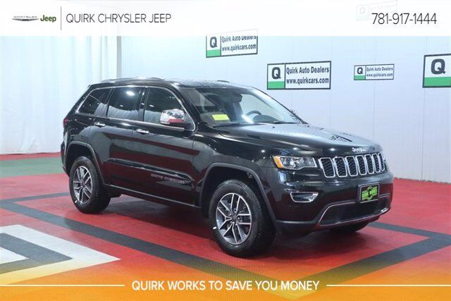 2020 Jeep Grand Cherokee LIMITED 4X4 Braintree MA