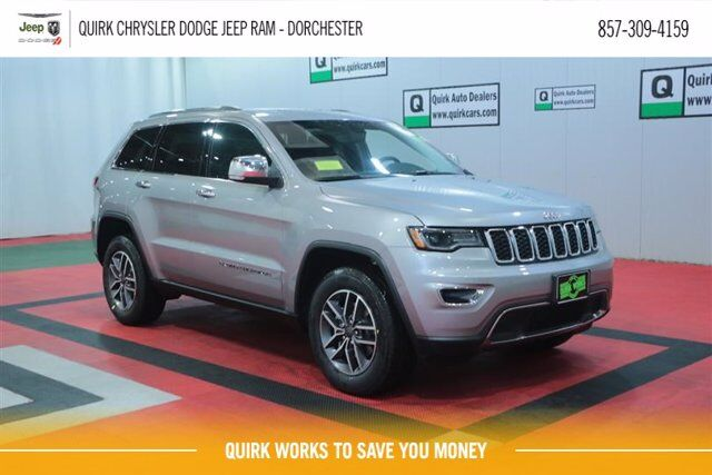 2020 Jeep Grand Cherokee LIMITED 4X4 Boston MA