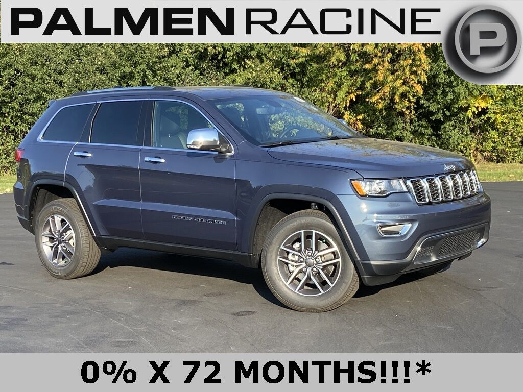 2020 Jeep Grand Cherokee LIMITED 4X4 Racine WI