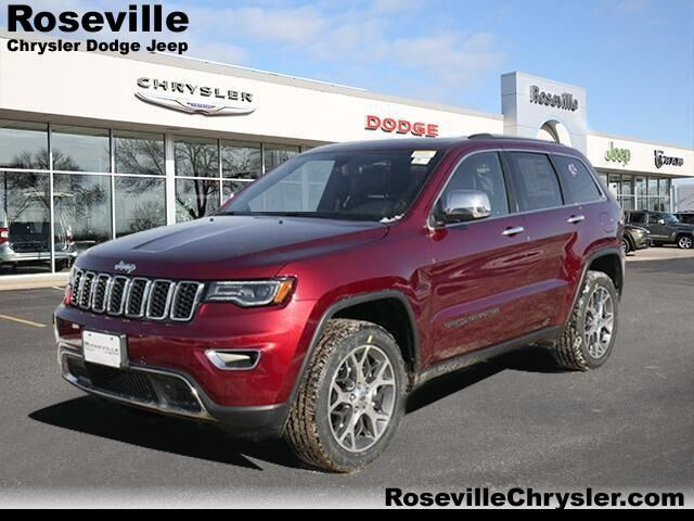 2020 Jeep Grand Cherokee LIMITED 4X4 Roseville MN