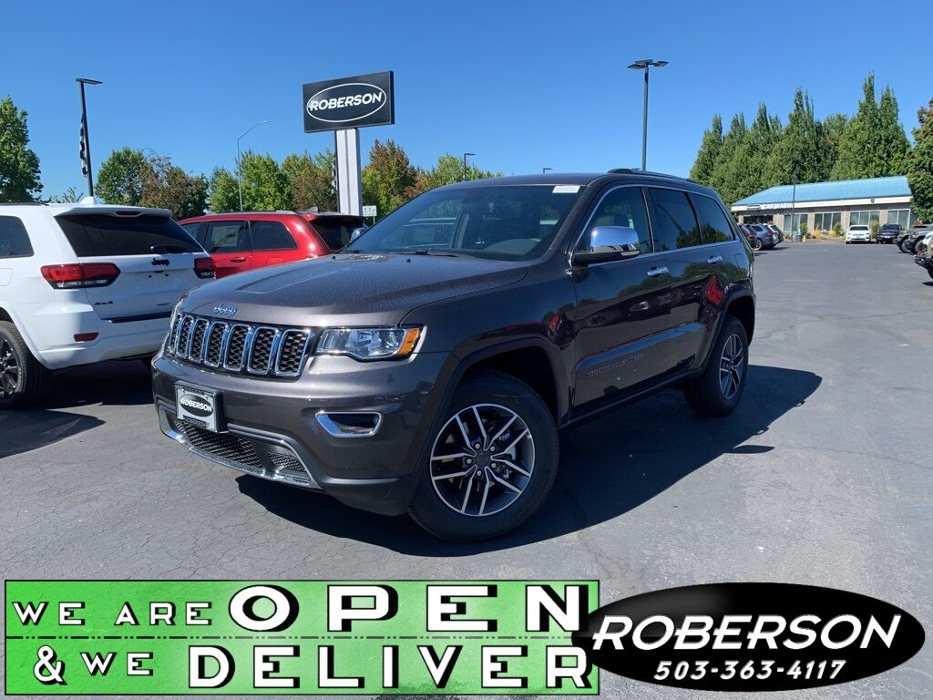 2020 Jeep Grand Cherokee LIMITED 4X4 1C4RJFBG8LC385716