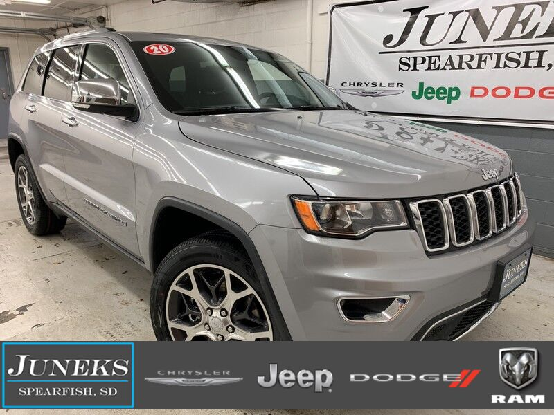 2020 Jeep Grand Cherokee LIMITED 4X4 Spearfish SD