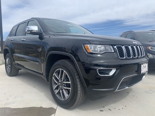 2020 Jeep Grand Cherokee LIMITED 4X4 Trinidad CO