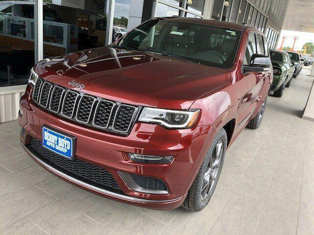 2020 Jeep Grand Cherokee LIMITED X 4X2 Gonzales TX