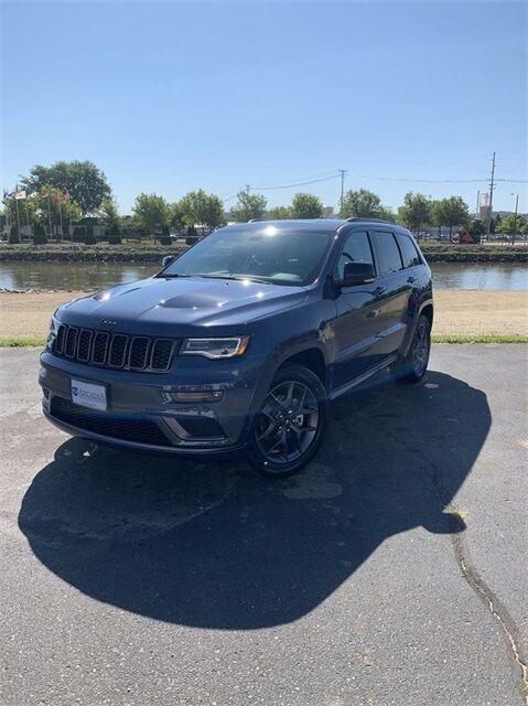 2020 Jeep Grand Cherokee LIMITED X 4X4 Arcadia WI