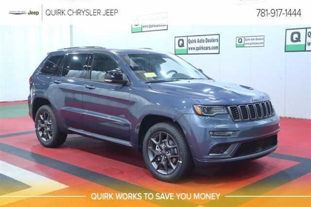2020 Jeep Grand Cherokee LIMITED X 4X4 Braintree MA
