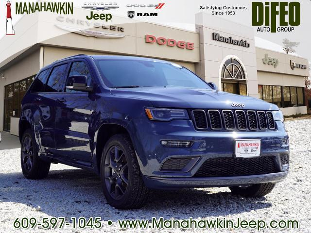 2020 Jeep Grand Cherokee LIMITED X 4X4 Manahawkin NJ