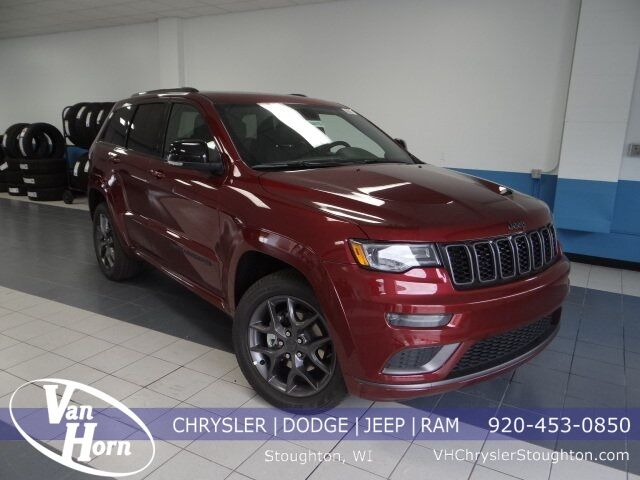 2020 Jeep Grand Cherokee LIMITED X 4X4 Stoughton WI