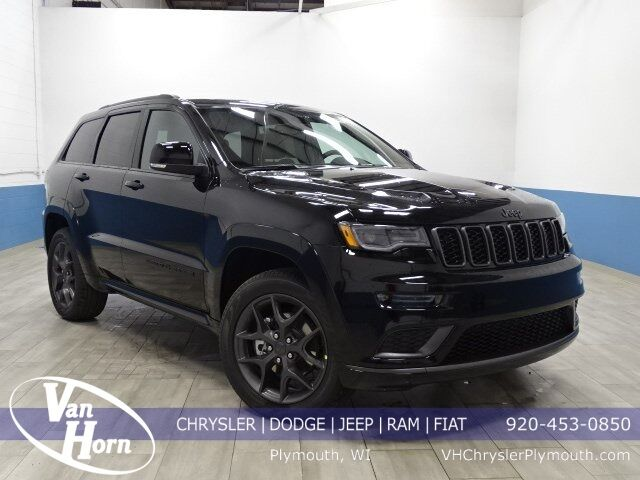 2020 Jeep Grand Cherokee LIMITED X 4X4 Plymouth WI