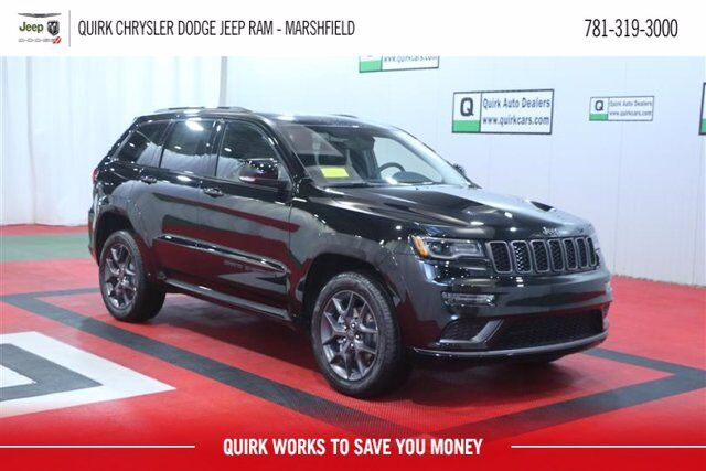 2020 Jeep Grand Cherokee LIMITED X 4X4 Marshfield MA