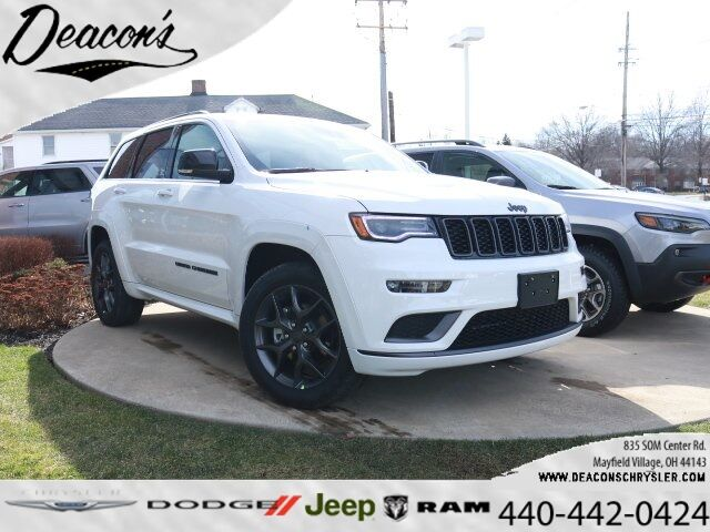 2020 Jeep Grand Cherokee LIMITED X 4X4 Mayfield Village OH