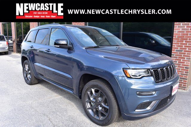 2020 Jeep Grand Cherokee LIMITED X 4X4 Newcastle ME