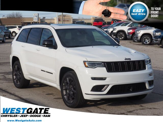 2020 Jeep Grand Cherokee LIMITED X 4X4 Plainfield IN