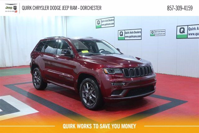 2020 Jeep Grand Cherokee LIMITED X 4X4 Boston MA