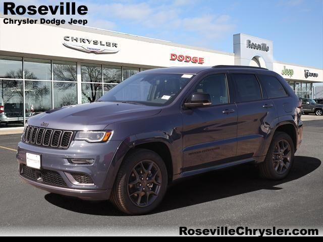 2020 Jeep Grand Cherokee LIMITED X 4X4 Roseville MN