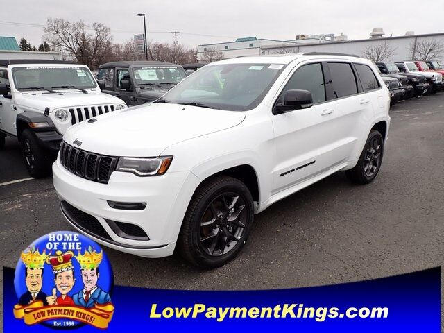 2020 Jeep Grand Cherokee LIMITED X 4X4 Monroe MI