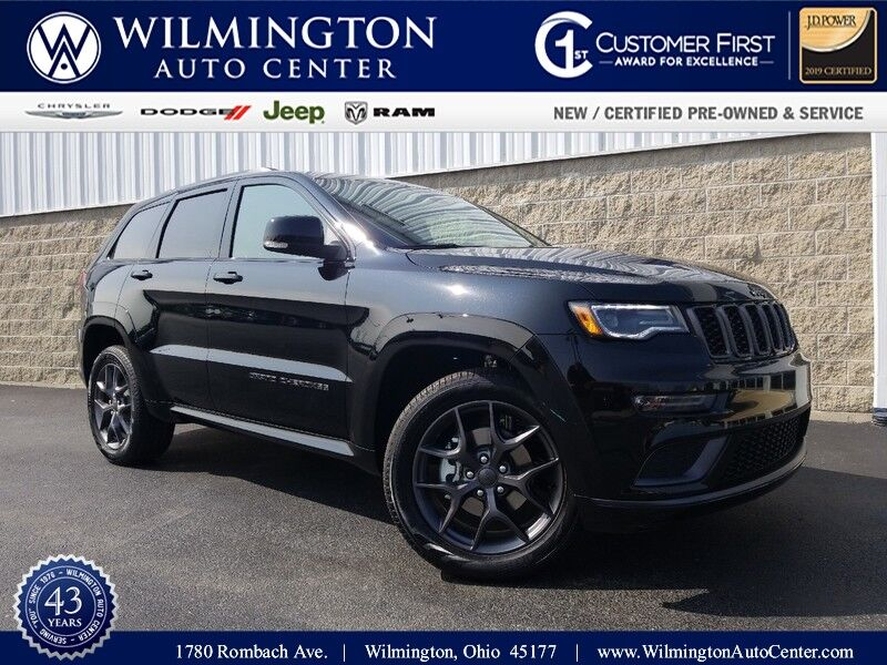 2020 Jeep Grand Cherokee LIMITED X 4X4 Wilmington OH