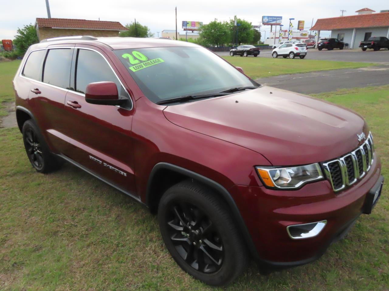 2020 Jeep Grand Cherokee Laredo E Copperas Cove TX