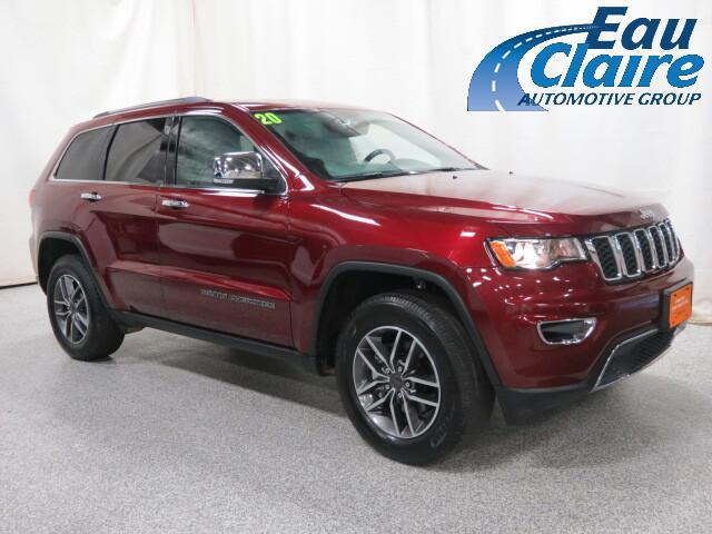 2020 Jeep Grand Cherokee Limited 4x4 Altoona WI