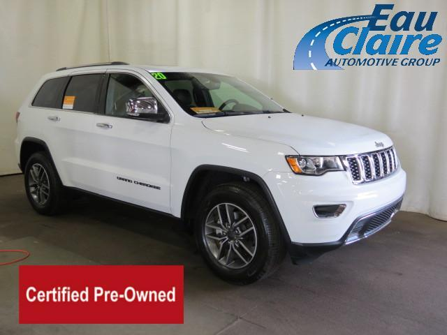 2020 Jeep Grand Cherokee Limited 4x4 Eau Claire WI
