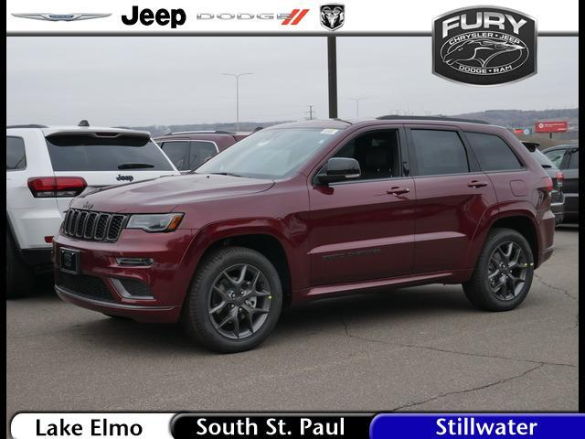 2020 Jeep Grand Cherokee Limited 4x4 Stillwater MN