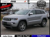 Jeep Grand Cherokee Limited 4x4 2020