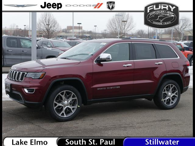 2020 Jeep Grand Cherokee Limited 4x4 St. Paul MN