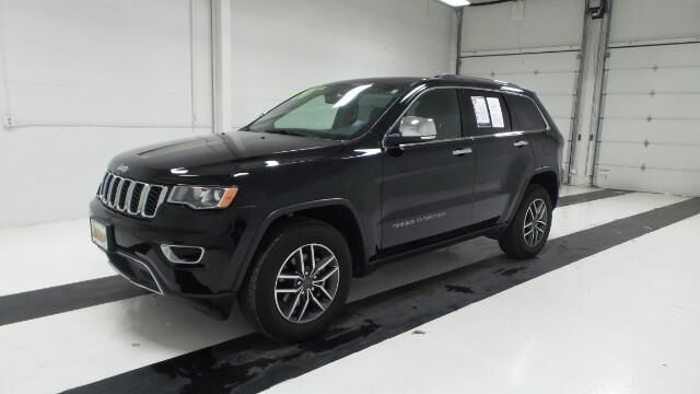 2020 Jeep Grand Cherokee Limited 4x4 Topeka KS
