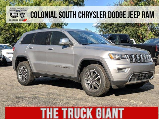 2020 Jeep Grand Cherokee Limited 4x4 Dartmouth MA
