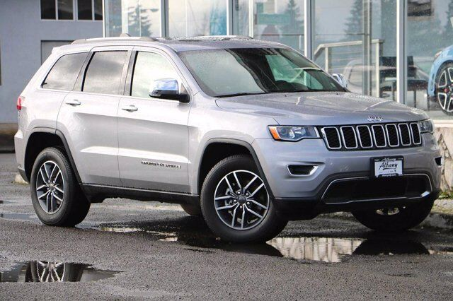 2020 Jeep Grand Cherokee Limited Albany OR