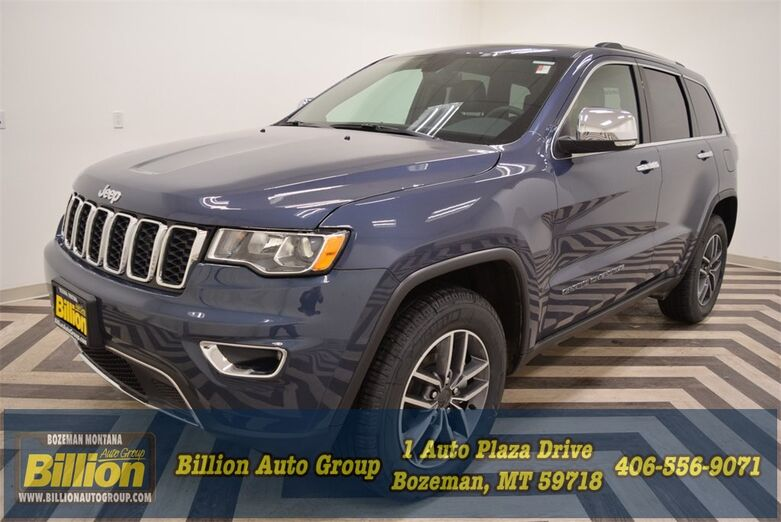 2020 Jeep Grand Cherokee Limited Bozeman MT
