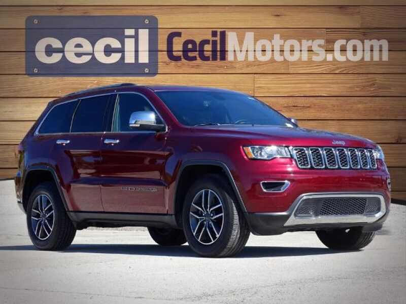 2020 Jeep Grand Cherokee Limited Kerrville TX