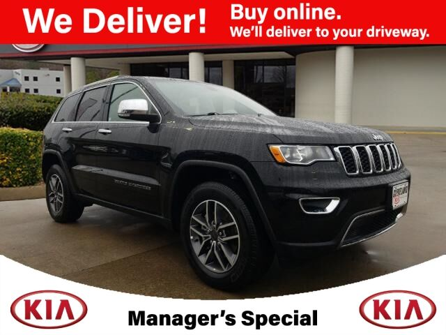 2020 Jeep Grand Cherokee Limited Chattanooga TN