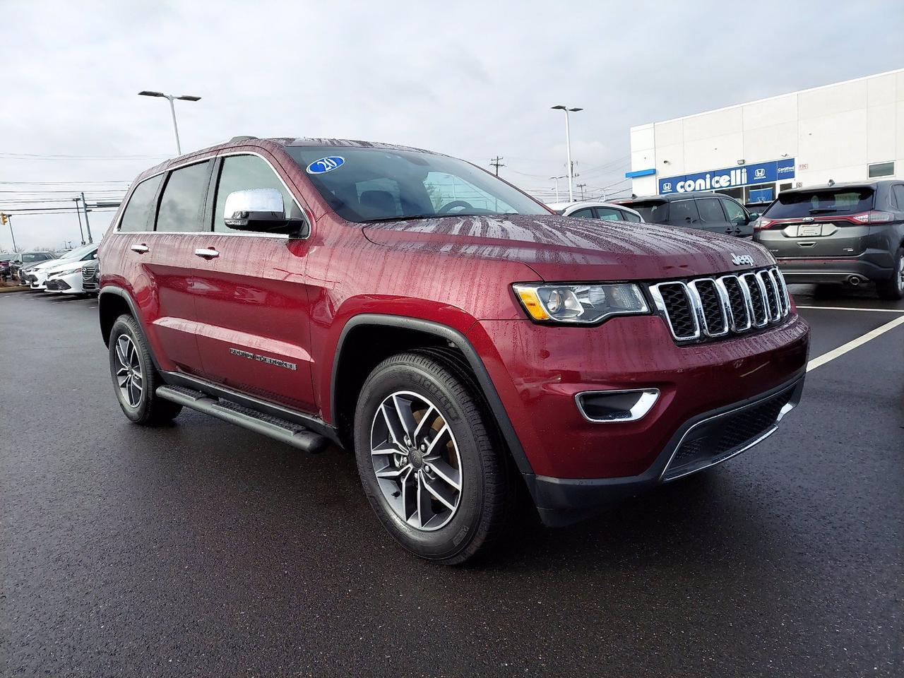 2020 Jeep Grand Cherokee Limited Conshohocken PA