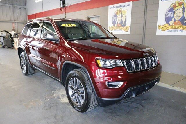2020 Jeep Grand Cherokee Limited Davenport FL
