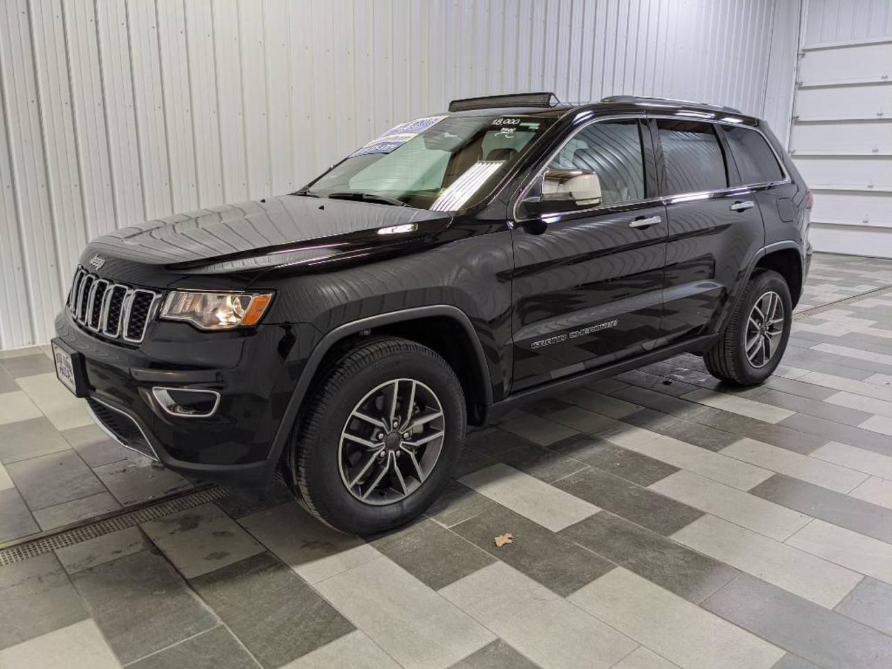 2020 Jeep Grand Cherokee Limited Duncansville PA